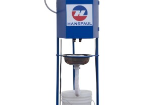 Introducing HANSPAUL Hands Free Hand Washing Units.