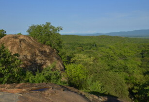 Affordable camping close to Arusha in the beautiful Pori of the Rift Wall