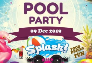 Get Wet Get Wild, Pool Party at Fun Retreat Resort