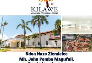 Welcome to Kilawe Wedding and Conference Center