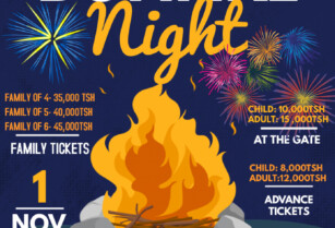 Braeburn Arusha Bonfire night