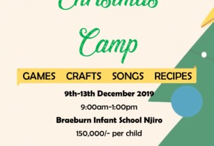 Christmas Camp at BISA