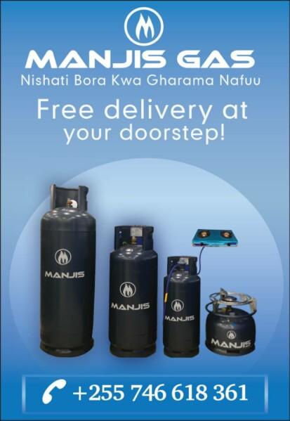 Manjis Gas Tanzania Mailing