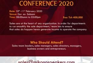 SALES TITANS CONFERENCE 2020