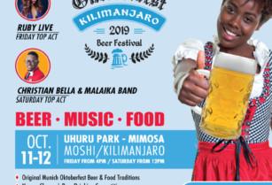 Oktoberfest Kilimanjaro 2019