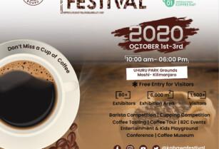 1st Kahawa Festival 2020