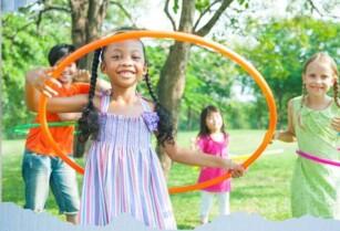 ENJOY EASTER WEEKEND KIDS GAMES AT RIVERTREES
