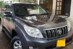 Toyota prado 2013 petrol