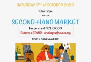 UWCEA Carboot Sale Saturday 17th October