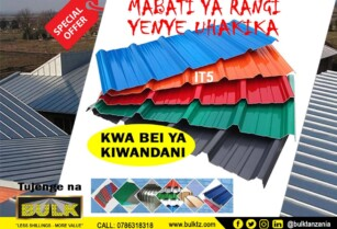 IT5 ROOFING SHEETS AT FACTORY PRICE
