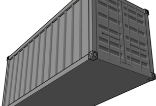 Container 40ft for sale