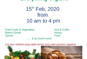 This Saturday 15th Feb, Tanz Hands URRC farmers market…don't miss