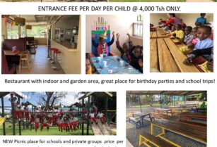IBES playground and restaurant is open. Celebrate your birthday or book your schooltrip now.