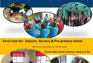 ENROL NOW FOR  IBES DAYCARE TRAINING  /     ENROL YOUR CHILD FOR ONE OF OUR DAYCARES!