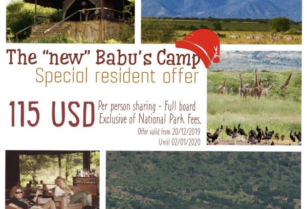 The New Babu's Camp – Special Resident Offer