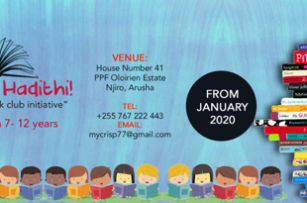 Children's Book Club Coming Soon to Arusha!!