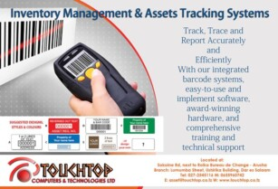 WANT FIXED ASSET MANAGEMENT SYSTEM OR LABELS?