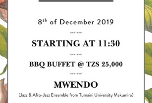 <<<RIVERTREES' SUNDAY BRUNCH WITH LIVE MUSIC ON 08.12.19>>>
