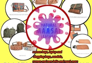 Welcome at Natural Maasai Leather Nerwork