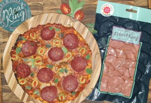 MEAT KINGS PEPPERONI SALAMI – PERFECT FOR PIZZA