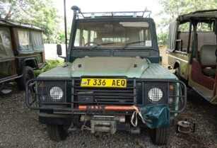 One of a kind Land Rover 130 For Sale