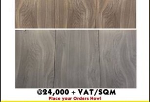 New SAJ Tiles - Wood Imitation!! | Tanzania Mailing