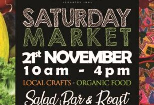 RIVERTREES SATURDAY MARKET – USA RIVER THIS SATURDAY 21/11/2020 FROM 10AM