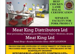 MEAT KING DISTRIBUTORS BEEF CHICKEN AND LAMB PROCESSING FACILITY IS