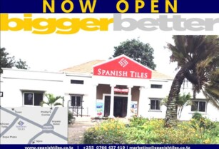 SPANISH TILES - NEW SHOWROOM | Tanzania Mailing
