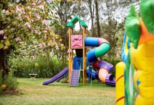 MASAI CAMP RESTAURANT, BAR,GARDENS AND CHILDREN'S PLAYGROUND