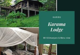 Spend Your Valentine's at Karama Lodge and Masai Camp