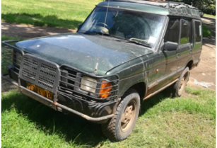 1999 – LANDROVER 200 FOR SALE