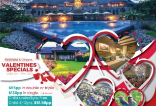VALENTINES RESIDENTS SPECIAL AT THE RETREAT AT NGORONGORO