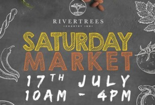 RIVERTREES SATURDAY MARKET – USA RIVER – THIS SATURDAY 17TH JULY 2021 FROM 10AM TO 4PM