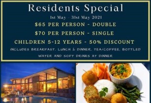 Eid resident special offer.
