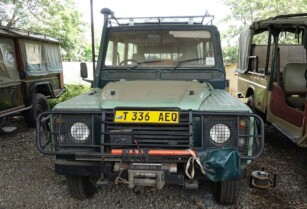 A SPECIAL CAR FOR SALE – Land Rover 130